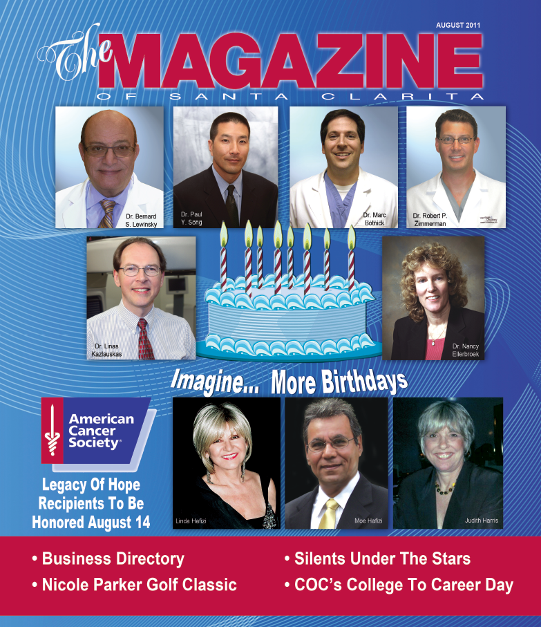 August cover 2011