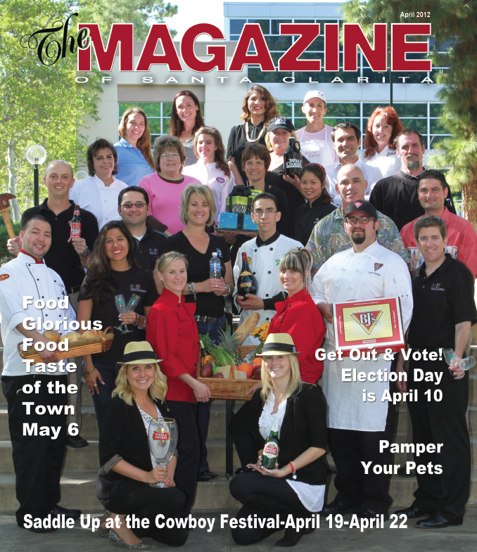 Cover Magazine April 2012