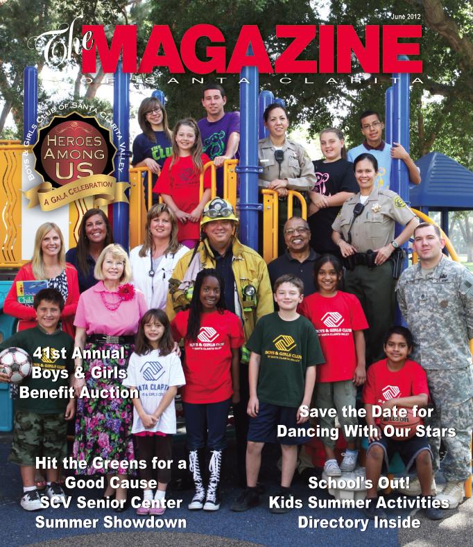 Cover June magazine