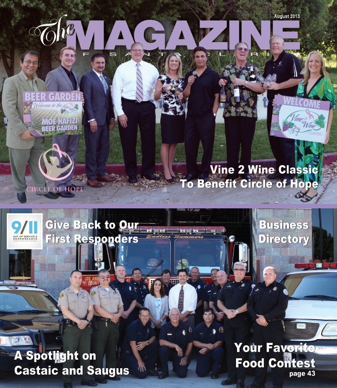 Cover August 2013