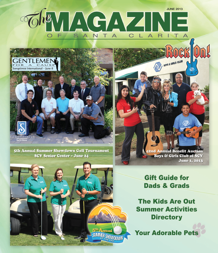 June Cover 2013