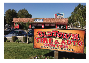 Old Town Tire 1