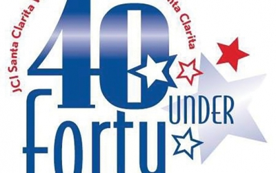 JCI Announces the 2015 Top 40 Under Forty Presented by JCI Santa Clarita
