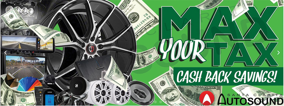 Maximize Your Cash! Huge savings just in time for Summer…