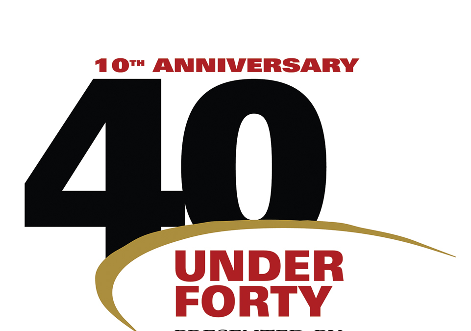 Welcoming the SCV 40 Under Forty Class of 2019