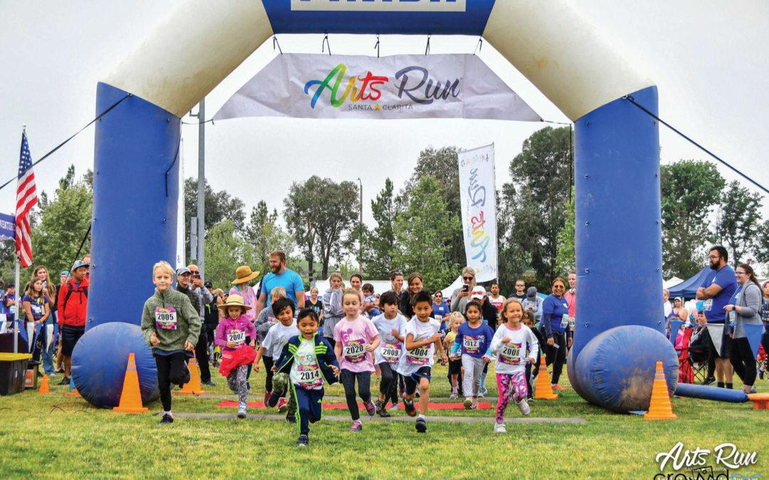 Arts for Santa Clarita 2020 Arts Run