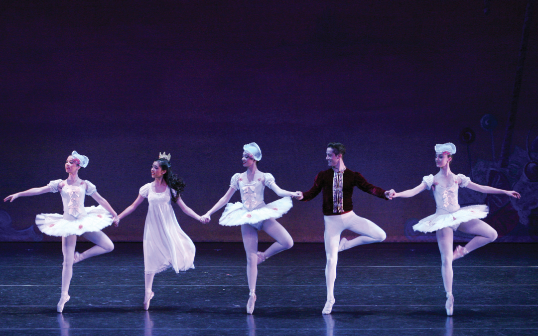 Santa Clarita Ballet Company Celebrates the Nutcracker's 25th Year!