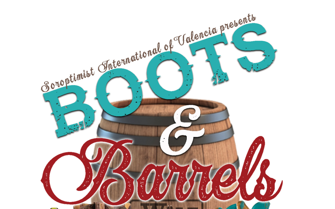 2nd Annual Boots and Barrels Save the date for November 3
