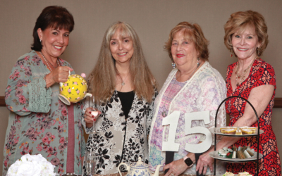 Circle of Hope's Afternoon Tea Celebrating 15 Years of Hope