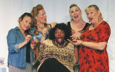The Hallelujah Girls Spark Hilarity at the Canyon Theatre Guild