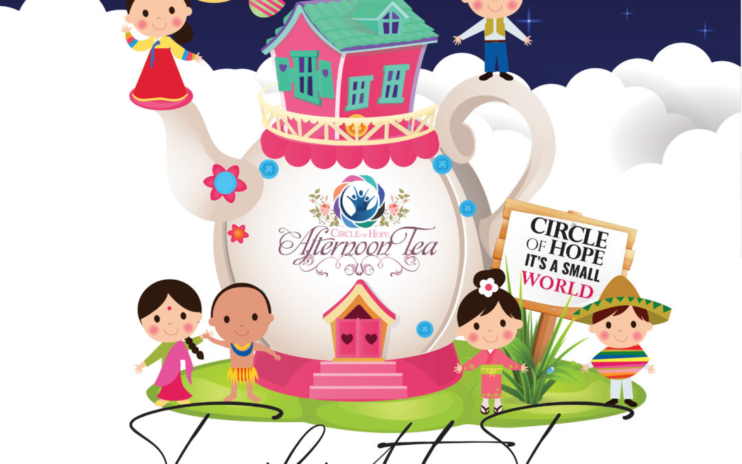 There's a Whole New Tea Party Happening! Circle of Hope's Twilight Tea….Dinner, Entertainment & Iced Tea Cocktails