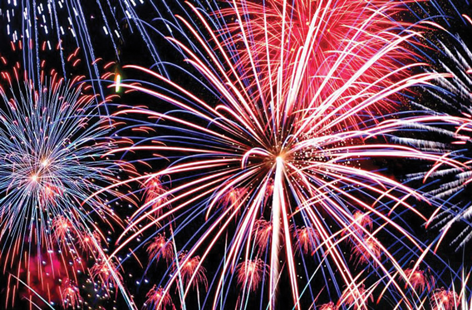 The City of Santa Clarita is Excited to Announce The 2020 Spirit of America Fireworks Spectacular