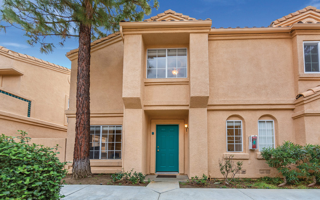 """Craig Martin's """"Home of the Month"""" 18820 Vista Del Canon #B in Newhall"""
