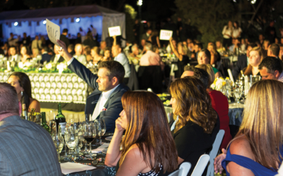26th Annual Evening Under the Stars Benefitting Kids with Cancer on September 21.