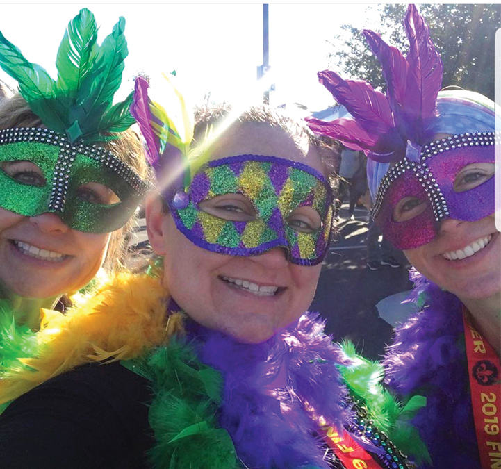 Get Your Bead On! SOAR's 10th Annual Mardi Gras Madness 5K/10K Set to Rock Valencia Town Center!