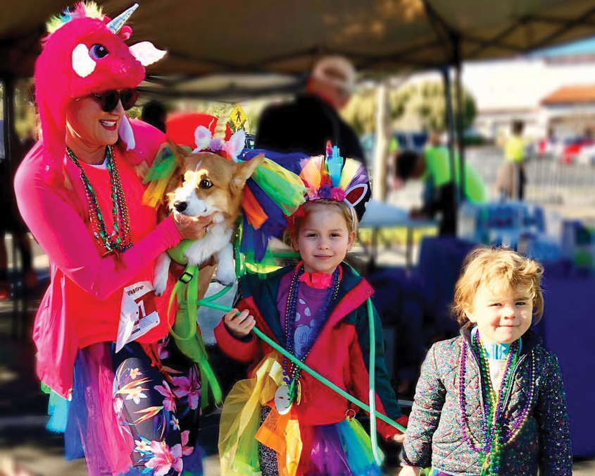 10th Annual Mardi Gras Madness 5K/10K Slated to Benefit SOAR
