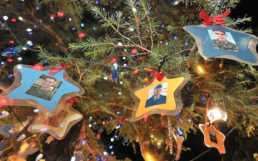 14th Annual Military Honor Christmas Tree & Menorah Lighting