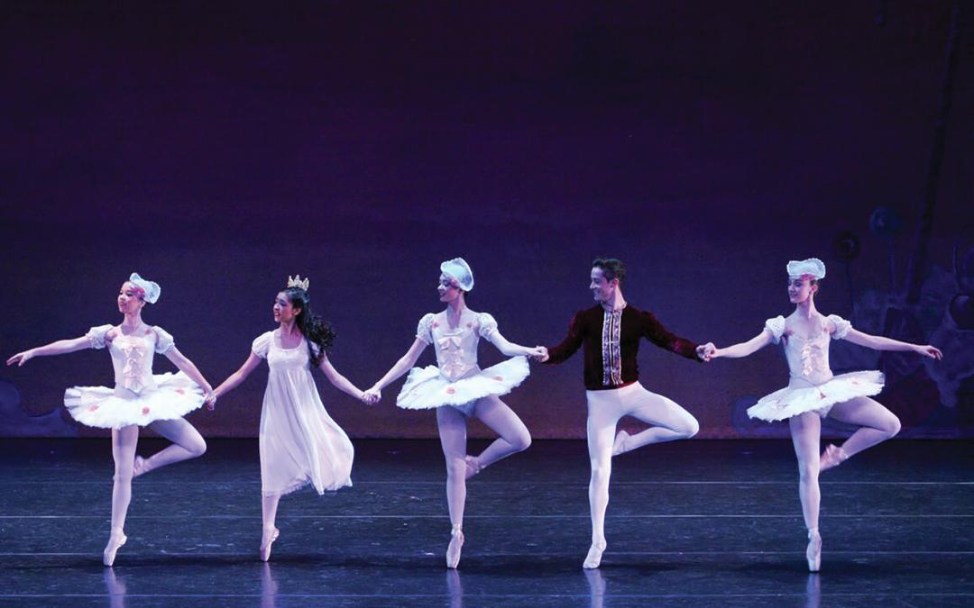 The Santa Clarita Ballet Company Presents The Nutcracker