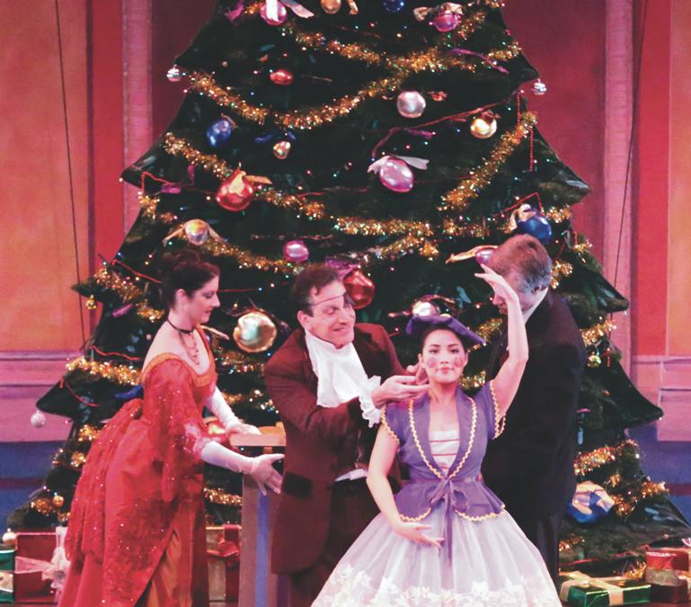 Santa Clarita Ballet Company's The Nutcracker