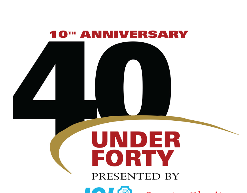 SCV 40 Under Forty Award Ceremony