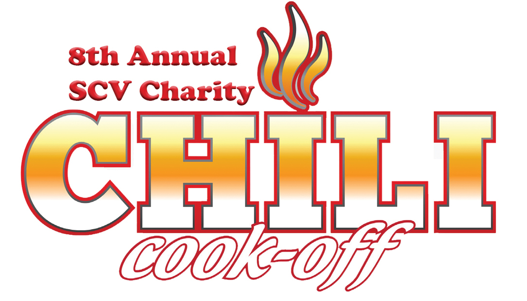 The 8th Annual SCV Charity Chili Cook-off