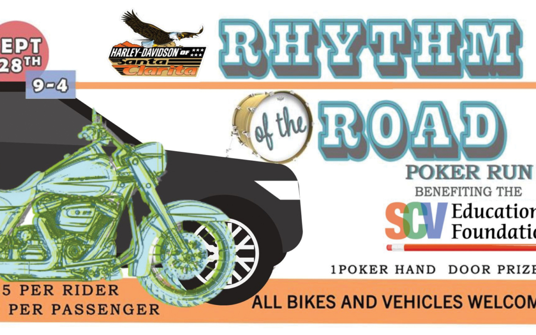 Rhythms of the Road Poker Run to Benefit the SCV Education Foundation