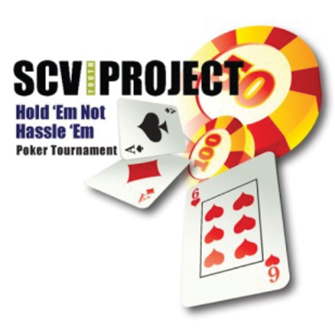 13th Annual Hold 'Em Not Hassle 'Em Join us at Valencia Country Club on Saturday, November 2