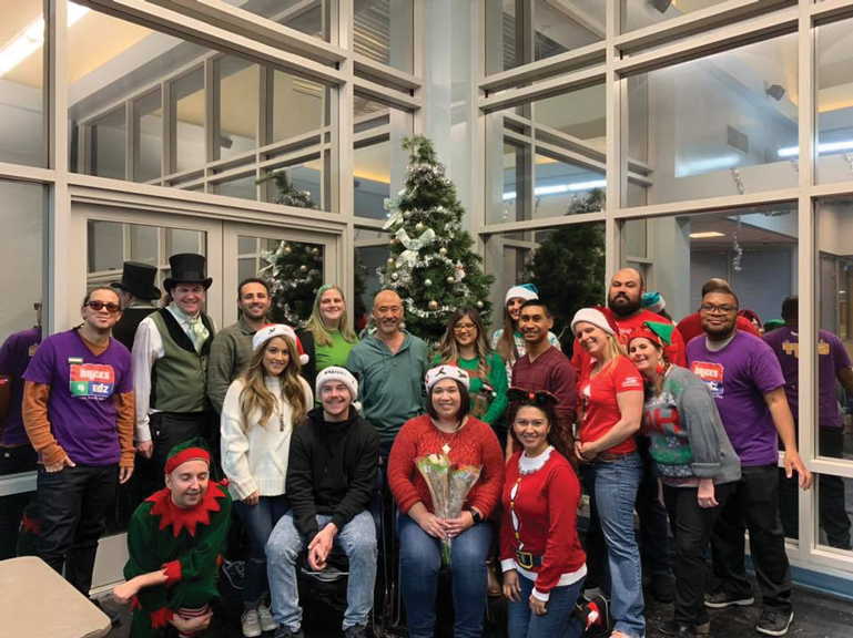 JCI Launches 2019 Santa's Helpers Appeal