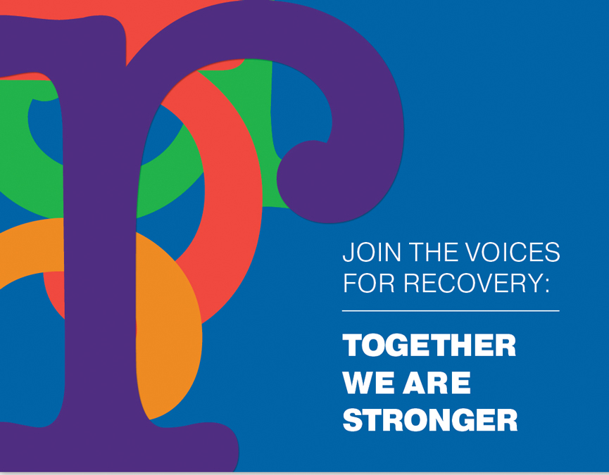 "Voices for Recovery ""We are those people"""
