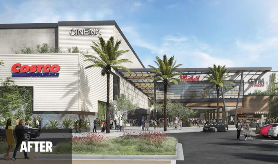 Growth in Santa Clarita – Westfield Valencia Town Center