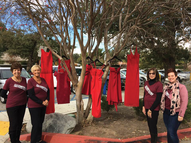 Zonta Club of Santa Clarita Valley Improving the lives of women through service, advocacy and awareness