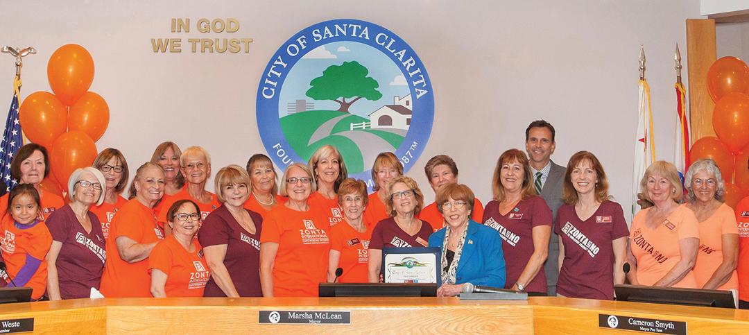 Zonta Club of Santa Clarita Valley