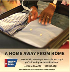 American Cancer Society Local Hotel Partners Program
