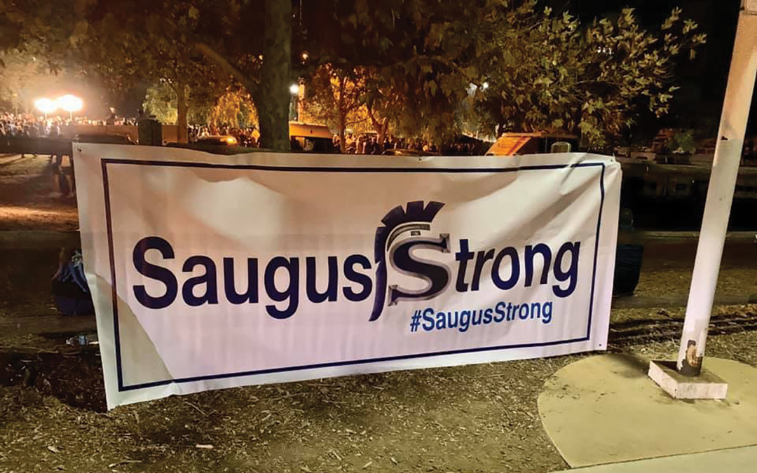Saugus Strong