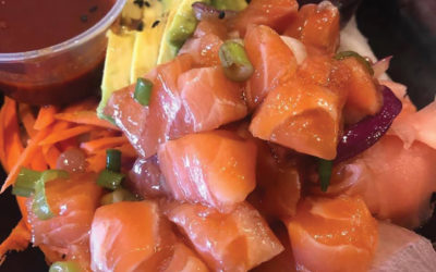 Fish Tail Grill & Poke for Shoyu Poké Bowl