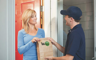 A Food Delivery that Doesn't Eat Your Fries – We Go Delivers