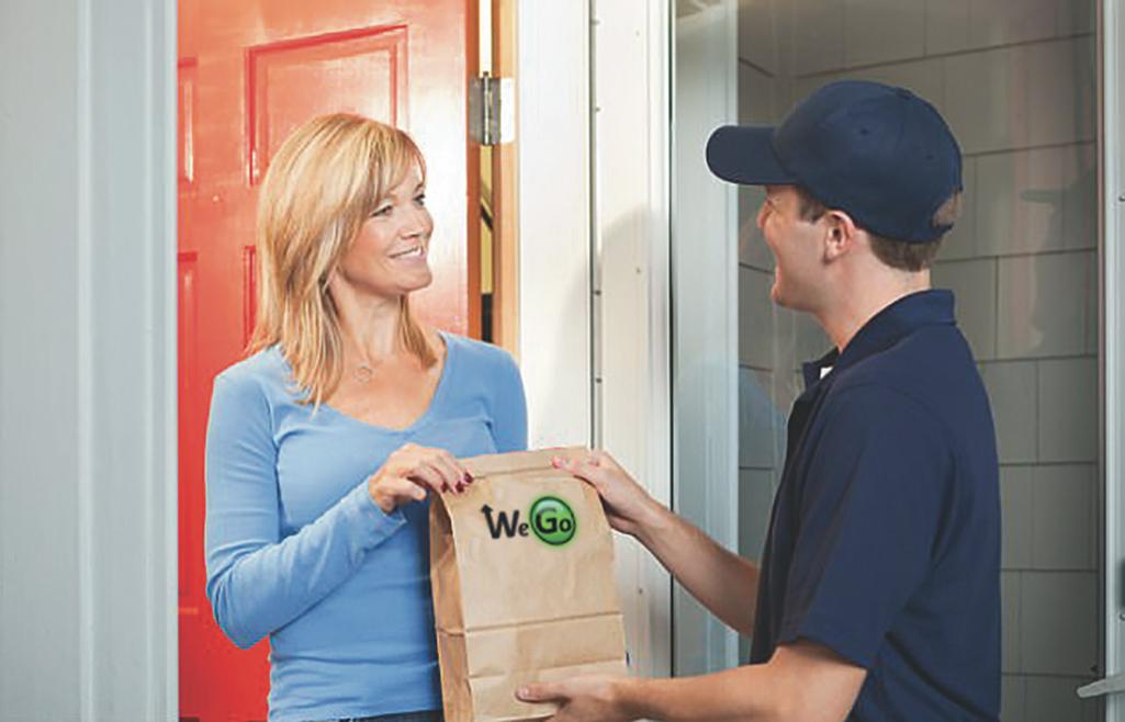 Get your Food Delivered at WeGoSCV.com