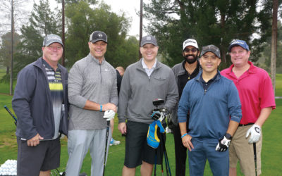 """Our Cover Story about Frontier Toyota/Henry Mayo """"Drive Safe"""" Golf Classic"""