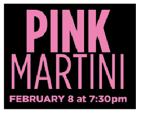 Hollywood Bowl Hall of Famers Pink Martini Set for Post-Super Bowl Show at PAC