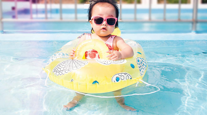 Swim Smart, Baby!