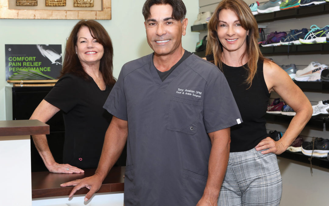 Giving Patients the Family Experience with Dr. Avakian of Valencia Foot and Ankle Center