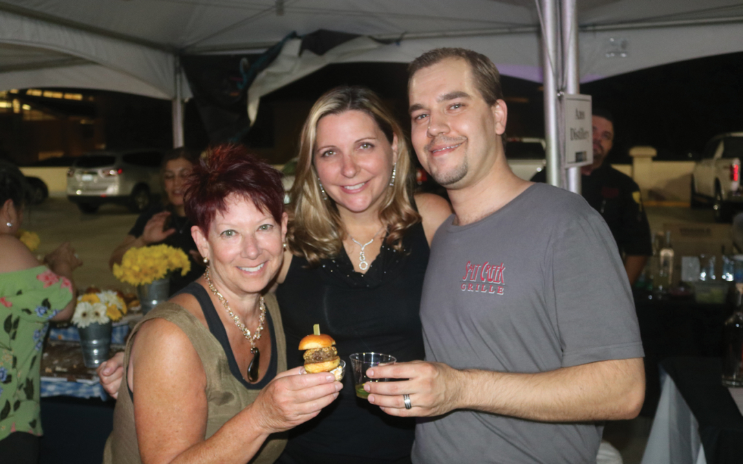 Cocktails on the Roof 2019