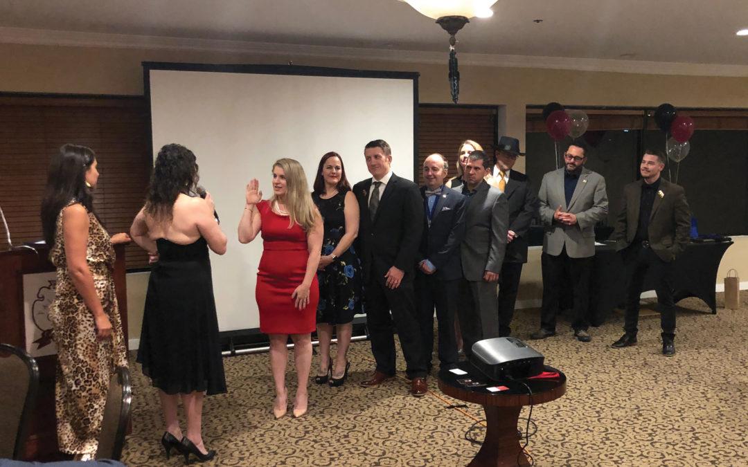 JCI Awards and Installation