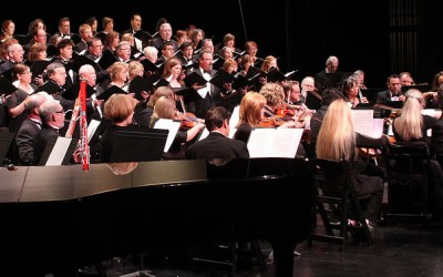 "Movies and their Music: SC Master Chorale Offers ""An Affair to Remember"""