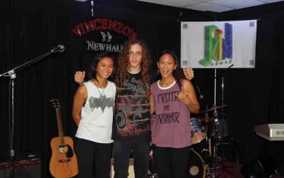 "Local Teens Perform at ""Thanks-KiK-ving"" Concert to Help the SCV Food Pantry"