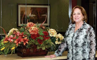 Elizabeth Hopp to be Honored at the Zonta Tribute