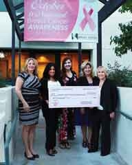 Bras for a Cause Enjoys Record Year