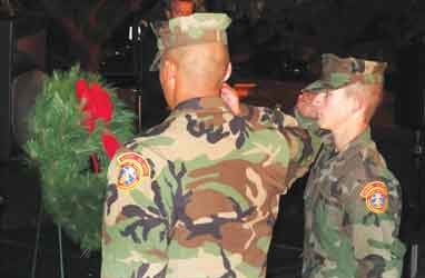Santa Clarita's 10th Annual Military Honor Christmas Tree Lighting Hosted by Prayer Angels for the Military