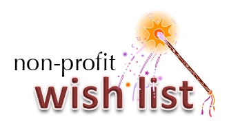 2016 Wish List for Our Local Non-Profit Organizations