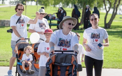 Santa Clarita Moves Together For Parkinson's Disease